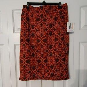 Lularoe - Cassie Skirt - SZ-XL